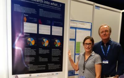 Succesvolle posterpresentatie op Autism Europe